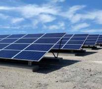 太陽電池アレイ支持架台